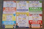 6 of THE BIGGEST LOSER BOOKS All Brand New