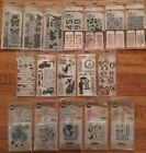 Tim Holtz Sizzix Stampers Anonymous Stamps Dies Stencil 17 PACK new Lot