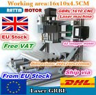 (EU&UK)Mini DIY 1610 GRBL Laser USB CNC Engraver Machine PCB Milling Wood Router
