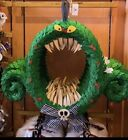 Disney Parks The Nightmare Before Christmas Monster FULL SIZE Wreath NWT