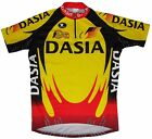 Vermarc Cycling Jersey Dassia Mens Size M Made in Belgium Good Condition