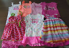 USED 13 PC LOT OF BABY GIRL CLOTHES 18 24 MONTHS EUC LN