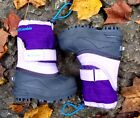 Columbia Powderbug Snow Boots Toddlers Size 5
