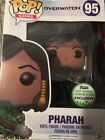 Funko Pop! Overwatch Pharah Emerald 2017 Spring Convention Exclusive!!!!