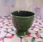 Vintage 1950's Fiesta Forest Green Egg Cup by Homer Laughlin
