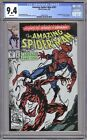 AMAZING SPIDER MAN 361 CGC 94 1st FULL appearance of Carnage