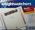 Weight Watchers Scales by Conair Body Analysis Glass Scale  Black