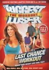 THE BIGGEST LOSER EXERCISE DVD LAST CHANCE WORKOUT NEW JILLIAN MICHAELS EXERCISE