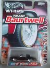 Hot Wheels Team Baurtwell WHIPS Old School Chevy Monte Carlo BLACK