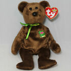 Ty Beanie Baby William - MWMT (Bear Closed Book Version UK Country Exclusive)