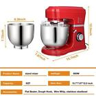 6 Speed 5L Multi-functional Stand Mixer 800W Kitchen Douch/ Beater/
