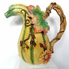 Fitz and Floyd Classics Harvest Heritage 40 Ounce Pitcher