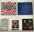 Loudness - Thunder in the East (Premium Box) X Japan Metal 3CD+2DVD Free EMS