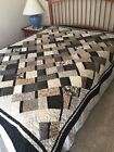 450 Simple Ribbons Quilt Pattern Layer Cake friendly twin Queen King