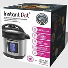 Instant Pot Ultra 6 Qt 10-in-1 Multi- Use Programmable Pressure Cooker Slow C...
