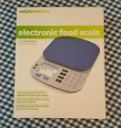 Weight Watchers Electronic Food Scale with Points Plus Values Database NEW