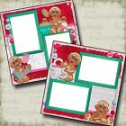 BAKING UP MEMORIES Premade Scrapbook Pages EZ Layout 426
