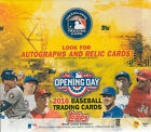 2016 Topps Opening Day Hobby Box - Factory Sealed!
