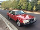 1986 Volvo 240 DL Classic for $2500 dollars