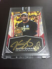2016-17 Panini Instant Kevin Durant Inscription On Card 'MVP' Auto # 17 Warriors