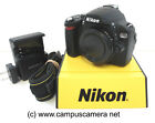 Nikon D60 102MP Digital SLR Camera Body Only VERY NICE CONDITION TESTED