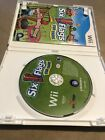 Six Flags Fun Park (Nintendo Wii Brand New Sealed With Wear