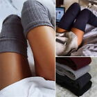 Girls Ladies Women Thigh High OVER the KNEE Socks Long Cotton Stockings Warm New