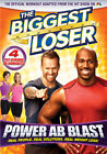 THE BIGGEST LOSER THE WORKOUT POWER AB BLAST DVD NEW SEALED BOB HARPER