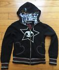 tokidoki Black Hoodie Womans Size Small