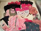 23 piece lot of baby Girl clothing size 12 18 months fall winter