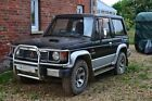 LARGER PHOTOS: MITSUBISHI PAJERO  SWB  2.5TD  CLASSIC 4WD WIDE ARCH  AUTO  SPARES OR REPAIRS