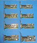 Adaptec 29160LP Ultra160  29320LP Ultra320 Low Profile SCSI Cards Lot of 8