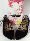 CHINESE LAUNDRY Womens Endless Summer Sz 75 Black Ballet Flats Shoes X5 1190