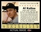 Al Kaline Baseball Cards and Autographed Memorabilia Guide 9