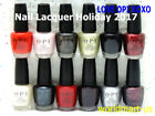 OPI Nail Polish Lacquer LOVE OPI XOXO 2017 Collection 05floz Choose Any Color