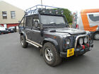 LAND ROVER DEFENDER 110 DOUBLE CAB TD5 TOMB RAIDER LE VERY RARE