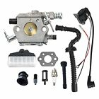 Carburetor Carb Parts Kit Fits Stihl Chainsaw MS210 MS230 MS250 021 023 025 NEW!