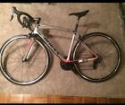 Eddy Merckx Sallanches 64 Shimano 105 Carbon Bike, Gray/Red/Black, S, Brand New