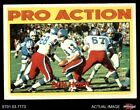 1972 Topps #256 Don Horn - Pro Action Broncos NM