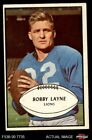 1953 Bowman Football Cards 5