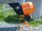 Concrete Mixer Weather Cover Heavy Duty Water Proof, fits Belle etc.