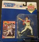 Tim Salmon 1995 Starting Lineup w/ Card - California Angels