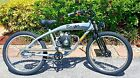 Motorized Bicycle with 49cc Huasheng 4 Stroke Motor Custom Built Ready to Run