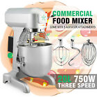 20 QT FOOD DOUGH MIXER BLENDER 1HP 3 SPEED CATERING KITCHEN MULTI-FUNCTION