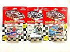 Racing Champion LOT 3 NASCAR Hamilton Musgrave & Todd Bodine 1:64 Diecast Car