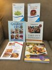 Weight Watchers 6 Book Lot 2011 Dining Out Food Companion In Minutes More