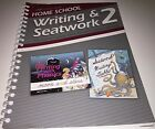 A Beka homeschool writing and seatwork 2 curriculum and lesson plans