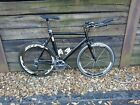 GURU Crono Titanium Tri/TT Bike, ZIPP wheels, HED Carbon Bars, Dura-Ace Di2 USED