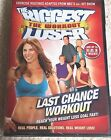 The Biggest Loser The Workout Last Chance Workout DVD 2009 New and Sealed