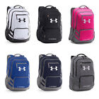 UNDER ARMOUR HUSTLE TEAM BACKPACK Multi colors available 1272782 NWT